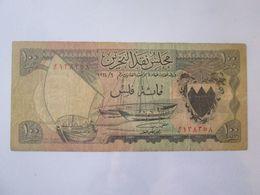 Bahrain 100 Fils 1964 Banknote - Bahrein