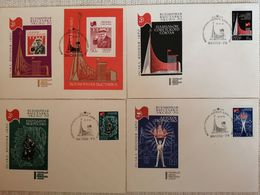 """1970.USSR.. FDC WITH  VINTAGE STAMPS.. WORLD FAIR """"EXPO-70"""" - FDC"""