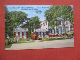 Beach Manor Hotel Cottages  Biloxi - Mississippi > >   Ref 4265 - Autres