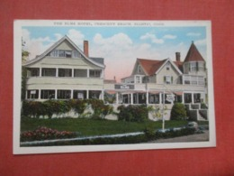 The Elms Hotel Crescent Beach Niantic  Connecticut   Ref 4265 - Etats-Unis