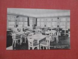 Homestead Inn  Dining Room   New Milford   Connecticut   Ref 4265 - Etats-Unis