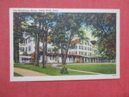 The Montowese House  Indian  Neck  Connecticut   Ref 4265 - Etats-Unis