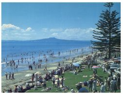 (G 18) New Zealand - Mairangi Bay / Paquebot Postmark But NO Stamp) - New Zealand