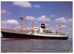 (G 20) This Is A PHOTO (not A Postcard) Cruise Ship Randfontein - Photos