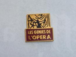 Pin's LES GENIES DE L OPERA - Musik