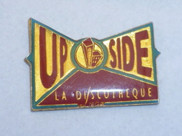 Pin's DISCOTHEQUE UP SIDE - Musik