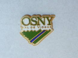 Pin's VILLE D OSNY, VAL DE VIOSNE - Ciudades