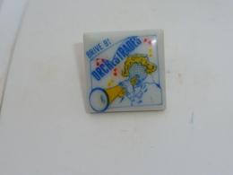 Pin's ORCHESTRADES DE BRIVES, 1991, Signe THOSCA - Musik