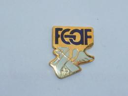 Pin's FGAF, DESSIN DE PIEM - Pin
