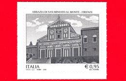 Nuovo - MNH - ITALIA - 2018 - 1000 Anni Dell' Abbazia Di San Miniato Al Monte In Firenze - Facciata - 0,95 - 2011-...: Ungebraucht