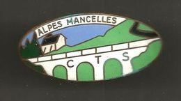 JC , Insigne , Sports , Club De Cyclotourisme , CTS , Club De Cyclotourisme , LE MANS , Frais Fr 2.45 E - Deportes