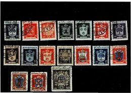 SAN MARINO ,serie Completa Usata ,qualita Ottima - Used Stamps