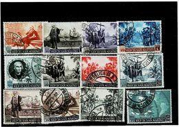 SAN MARINO ,serie Completa Usata ,qualita Splendida - Used Stamps
