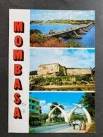 Mombasa Multivue Bridge/ Street/ Old Cars - Kenya
