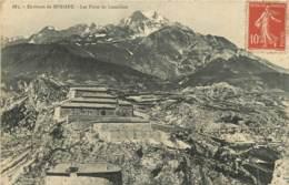 73 - MODANE - LES FORTS DE LESSEILLON - Modane