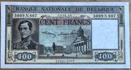 100 Francs Dynastie 23/01/48! Zeerrr Mooi Biljet!! 2807 - 100 Franchi