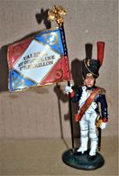 Soldat De Plomb 1er Empire Porte Aigle De La Garde Impériale 1811 - Other