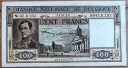 100 Francs Dynastie Pr- Zeerr Mooi Biljet!! Laatste Drukjaar!! 3255 - 100 Franchi