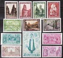 363/74  Grande Orval - Série Complète - Réimpression Non Dentelée - MNG - Pour Spécialiste - LOOK!!!! - Proofs & Reprints