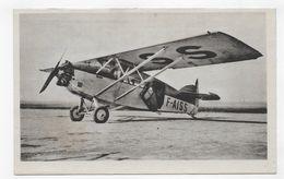 AVION POTEZ 3 Z MOTEURS SALMSON - Ed. GODNEFF TITO LE BOURGET - CPA NON VOYAGEE - 75 - 1919-1938: Entre Guerres