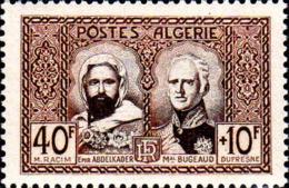 Algérie Poste N** Yv:285 Mi:296 Emir Abdelkader & Mal Bugeaud - Unused Stamps