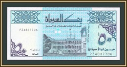 Sudan 50 Dinars 1992 P-54 (54d) UNC - Soedan
