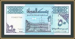 Sudan 50 Dinars 1992 P-54 (54d) UNC - Sudan