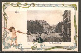 Carte P ( Genève / Rue Du Mont- Blanc ) - GE Genève