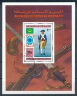 °°° MAURITANIE - BICENTENAIRE DES ETATS UNIS - 1976 °°° - Mauritanië (1960-...)