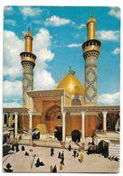 IRAQ POSTCARD , VIEW CARD GOLDEN HOLY MAUSOLEUM KERBELA - Irak