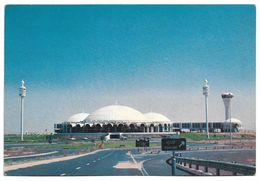 SHAJAH POSTCARD ,VIEW CARD SHARJAH INTERNATIONAL AIR PORT - Emiratos Arábes Unidos