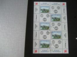 Oostenrijk, Osterreich  Kleinbogen V2532 Used - Blocks & Sheetlets & Panes