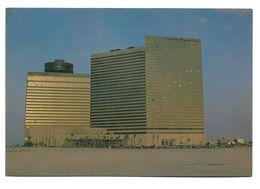 UAE, DUBAI POSTCARD ,VIEW CARD GALADARIA & HYATT REGENCY HOTEL DUBAI - Emiratos Arábes Unidos