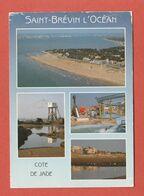 CP 44 SAINT BREVIN  294 Année 1991 - Saint-Brevin-l'Océan