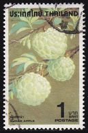 Thailand Stamp 1979 Thai Fruits (2nd Series) 1 Baht - Used - Tailandia