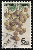 Thailand Stamp 1979 Thai Fruits (2nd Series) 6 Baht - Used - Tailandia