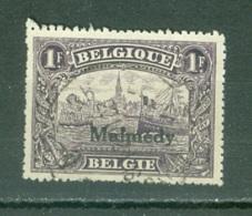 Belgique  OC  75  Ob  TB - [OC55/105] Eupen/Malmedy