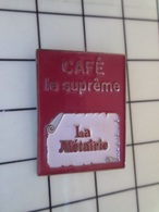 1720 Pin's Pins / Beau Et Rare / THEME : BOISSONS / LA METAIRIE CAFE LE SUPREME - Beverages