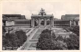 BRUXELLES - Arcade Et Musées Du Cinquantenaire. - Musei