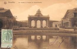 BRUXELLES - Les Musées Et L'arcade Du Cinquantenaire. - Musei