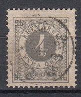ZWEDEN - Michel - 1872 - Nr 18B (T/D 13 : 13 1/2) - Gest/Obl/Us - Oblitérés