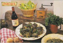 RECETTE DE CUISINE Les Farcous Spécialité Du Rouergue - Recipes (cooking)