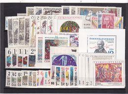(K 6427) Tschechoslowakei, Kpl. Jahrgang 1975** - Czechoslovakia