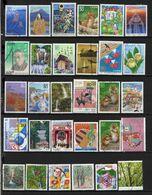 JAPON Anciens  Timbres Oblitérés Lot  02 08 1 - Collections, Lots & Series