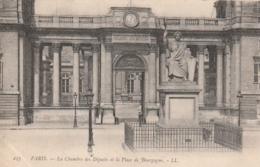*** 75  *** PARIS  Chambre Des Dépurtés - Précurseur Neuf TTBE - Other Monuments