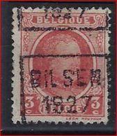 Houyoux Nr. 192 Voorafgestempeld Nr. 3907  C   BILSEN 1927 , Staat Zie Scan ! - Rolstempels 1920-29