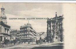 Dunedin - Custom House Square - New Zealand