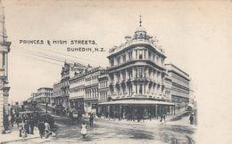 Dunedin - Princes & High Streets - Nouvelle-Zélande