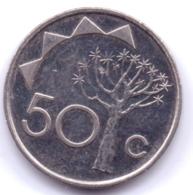 NAMIBIA 2010: 50 Cents, KM 3 - Namibië