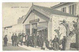 LE ROVE - Beau Logis - Café - Bar - Tabacs    (2580 ASO) - France